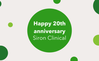 Celebrating 20 years of Siron Clinical